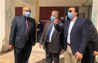 نائب محافظ الإسماعيلية يحيل ملاحظ لجنة للتحقيق بسبب المحمول