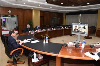 وزير البترول يشهد توقيع اتفاقيات بين شلمبرجير العالمية و4 جامعات لتدريب طلاب الهندسة والعلوم