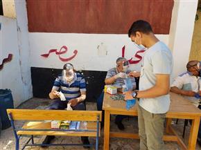 محافظة الجيزة تنفذ إجراءات تنظيمية إضافية لتلافي أي معوقات تواجه طلاب الثانوية | صور