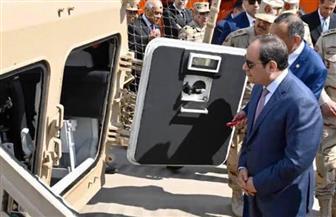 «الإنتاج الحربي»: 68 مشروعا استثماريا جديدا لإعادة تأهيل وتطوير خطوط إنتاج الأسلحة والذخائر | صور