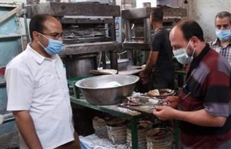 ضبط مصنع أواني ميلامين يستخدم مادة محظورة في التصنيع بالدقهلية |صور