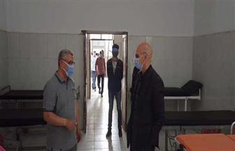 وكيل وزارة الصحة بالشرقية يتفقد سير العمل بمستشفى بلبيس| صور