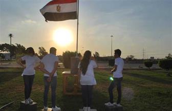 تصوير أغنية وطنية جديدة بمدينة الإنتاج الإعلامى بعنوان «قوة مصر» | صور