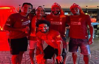 محمد صلاح بعد تتويج ليفربول بالدوري الإنجليزي: عمري ما هنسى دعم بلدي الحبيب مصر لي