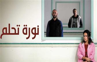 هند صبري تحصل علي جائزة أفضل ممثلة من مؤسسة السينما العربية| صور