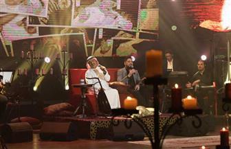 رسائل حب من أصيل أبو بكر ووليد الشامي في حفلهما معا .. وسالم الهندي يعلن عن مفاجآت جديدة |صور