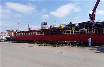 تفريغ 2870 رأس ماشية وتدوال 29 سفينة بمواني بورسعيد| صور