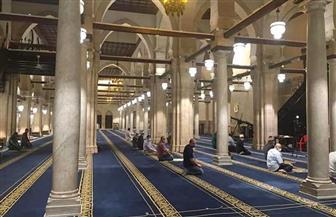 الجامع الأزهر يفتح أبوابه لاستقبال المصلين ابتداء من الغد| صور