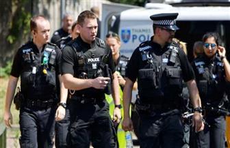 مهاجمة أفراد من شرطة بريطانيا أثناء فض حفل في لندن