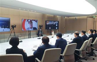 جمعية رجال الأعمال: جائحة كورونا تعزز التعاون المصري الكوري في القطاع الطبي | صور