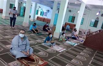 مساجد كفرالشيخ تشهد أول صلاة للفجر بعد إعادة فتحها