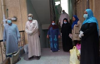 صحة الشرقية: خروج ٧٧ حالة شفاء منهم سيدة معمرة ٨٠ عاما