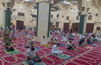 874 مسجدا تفتح أبوابها للمصلين في الأقصر | صور