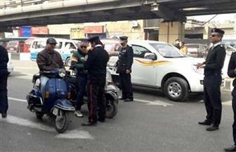الإدارة العامة للمرور تضبط 4 آلاف مخالفة مرورية متنوعة خلال 24 ساعة