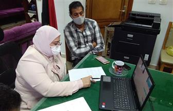 غرفة عمليات تعليم كفر الشيخ : لم نرصد أية شكاوى من امتحانات الدبلومات الفنية والخط العربي|صور