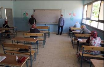 الحكومة: الامتحانات تجرى وسط إجراءات احترازية مشددة حفاظا على صحة الطلاب وأعضاء المنظومة التعليمية  فيديو