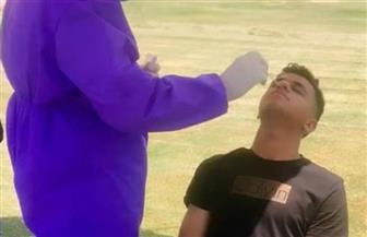 لاعبو نادى مصر يخضعون للمسحة الطبية الثانية