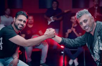 """عمر العبداللات وصلاح الأخفش يطرحان دويتو """"تمنيت أشوفك""""   صور"""