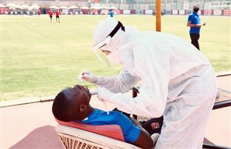 الأهلي يجري مسحة طبية الجمعة المقبل استعدادا لمواجهة إنبي في الدوري