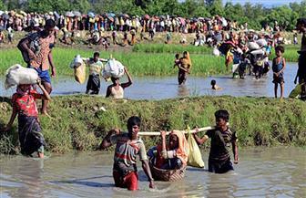 فرار آلاف الروهينجا من غرب ميانمار بعد قيام الجيش البومى بعمليات تطهير عرقي جديدة