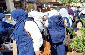 تعليم الأقصر: لا شكاوى من امتحان الديناميكا وغياب 60 طالبا | صور