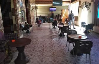 """رئيس مدينة إسنا يكشف تفاصيل غلق مقهى يقدم الشيشة.. ويؤكد: تطبيق الإجراءات """"مفيهاش هزار"""""""