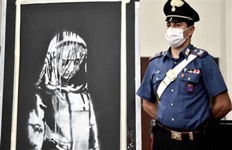 الشرطة الفرنسية تلقي القبض على سارقي جدارية بانسكي بعد عام من سرقتها