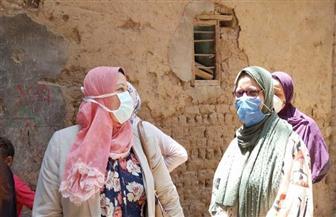 """في حملة """"طرق الأبواب"""".. توعية 15 ألف مواطن بخطورة ختان الإناث في سوهاج"""