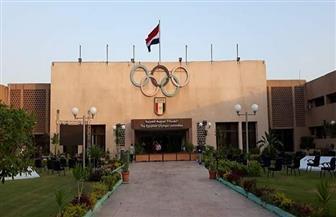 تجهيزات اجتماع الأولمبية مع اللجان الطبية ورؤساء الاتحادات | صور
