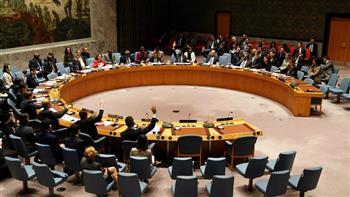 جلسة مفتوحة بمجلس الأمن حول مفاوضات سد النهضة بعد قليل