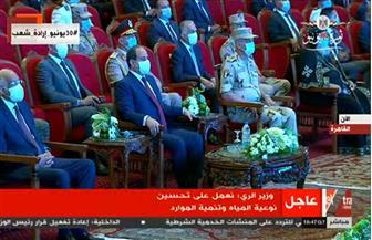 وزير الري: مصر تعتمد على نهر النيل في 97% من احتياجاتها المائية