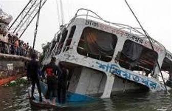 مقتل 23 شخصا على الأقل إثر غرق عبارة في بنجلاديش