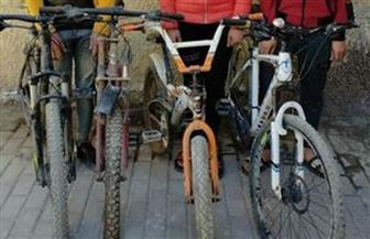 القبض على عصابة سرقة الدراجات الهوائية بالمعادي