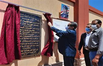 افتتاح مشروع صرف صحي متكامل بقريتي منشأة نظيف وعزبة حميدة بسمنود بتكلفة 34 مليون جنيه | صور