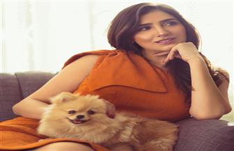 مي عمر تجري بروفات على الاستعراضات والغناء من أجل «لؤلؤ»   صور