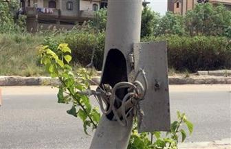 سقوط تشكيلين عصابيين تخصصا في سرقة أغطية أعمدة الإنارة بالإسكندرية