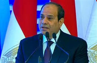 الرئيس السيسي: نحتفل اليوم بالذكرى السابعة لثورة 30 يونيو التى حافظت على هوية الوطن ومنعت اختطافه