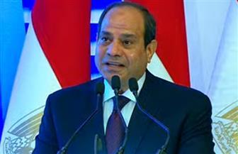 الرئيس السيسي: مستقبل الأوطان لا تصنعه الأماني البراقة.. ورغم امتلاك مصر لقدرة شاملة لكنها تجنح دائما للسلم