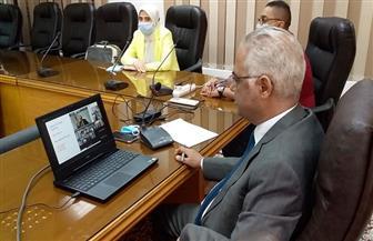جامعة بورسعيد تناقش بروتوكول تعاون مع أكاديمية هواوي | صور