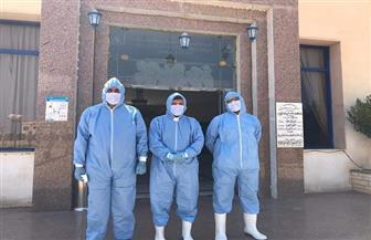 تعافي 80 مريضا بفيروس كورونا من الحجر الصحي بنزل الشباب بشرم الشيخ | صور