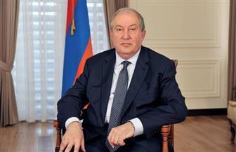 أرمين سركيسيان رئيس جمهورية أرمينيا لـ«الأهرام العربى»: مذابح الأتراك ضد الأرمن لا تسقط بالتقادم