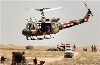 """القوات المشتركة العراقية تنفذ سلسلة ضربات جوية على أوكار """"داعش"""" في صلاح الدين"""