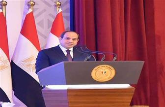 نص كلمة الرئيس السيسي اليوم بمناسبة الذكرى السابعة لثورة 30 يونيو