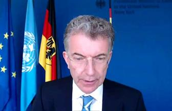 مندوب ألمانيا بمجلس الأمن: نأمل أن تسفر المفاوضات عن نتائج إيجابية لحل أزمة سد النهضة