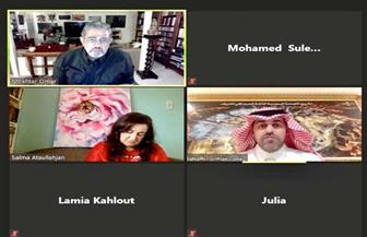رئيس البرلمان العربي يعقد اجتماعا لبحث تطورات الأوضاع السياسية والأمنية في العالم العربي