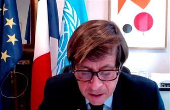 مندوب فرنسا بمجلس الأمن: يجب وقف أي تصعيد وحل كل المشكلات العالقة فى ملف سد النهضة