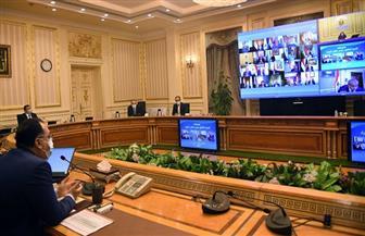 """مجلس الوزراء يستعرض جهود مواجهة فيروس""""كورونا"""".. ووزيرة الصحة تقدم تقريرا بالوضع الحالي"""
