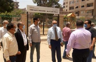 """وزيرة البيئة: تنسيق عاجل مع """"نظافة وتجميل القاهرة"""" لوضع خطة نهائية لإنهاء مشكلة تراكم القمامة بالمطرية"""