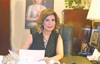"""جيهان مرسي لـ """"بوابة الأهرام"""": أتمنى إقامة مهرجان الموسيقى العربية وندرس كل الخطط بشأن ذلك"""