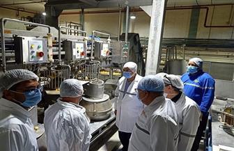 محافظ أسيوط: استمرار الحملات على المشروعات والمصانع  لمتابعة الإجراءات الاحترازية لمواجهة كورونا | صور